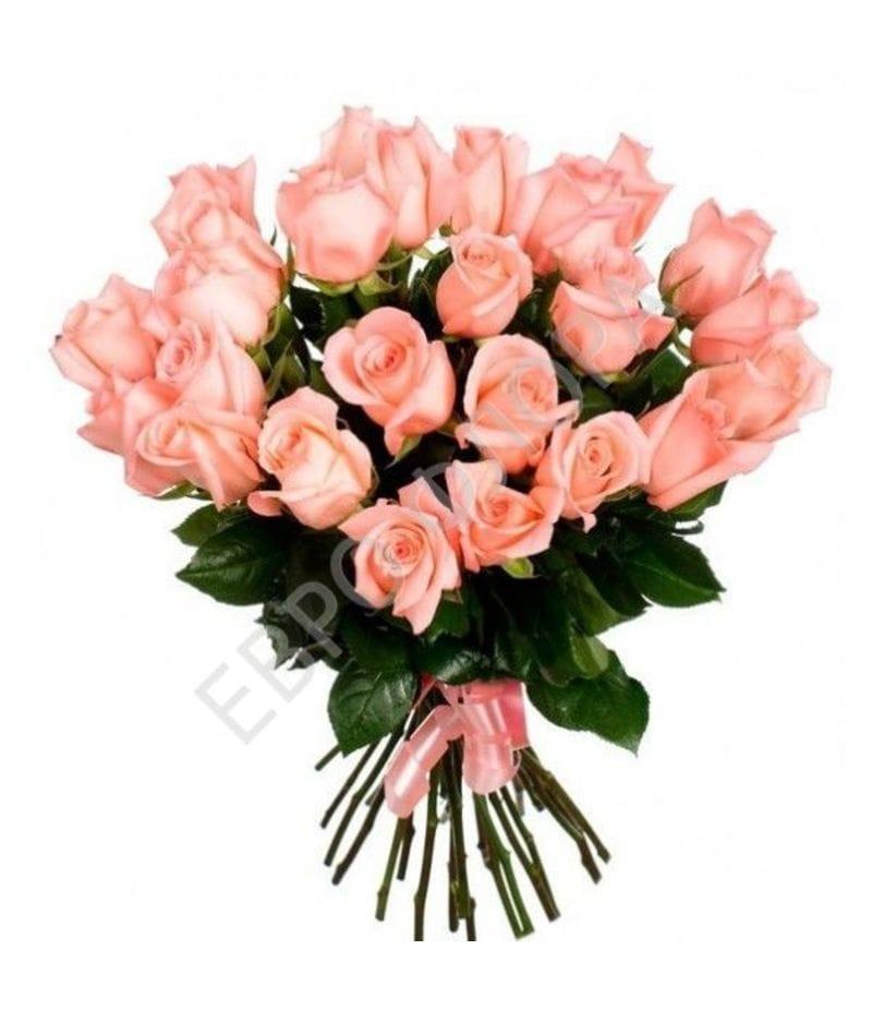 Букет 25 роз Эквадор 40см
