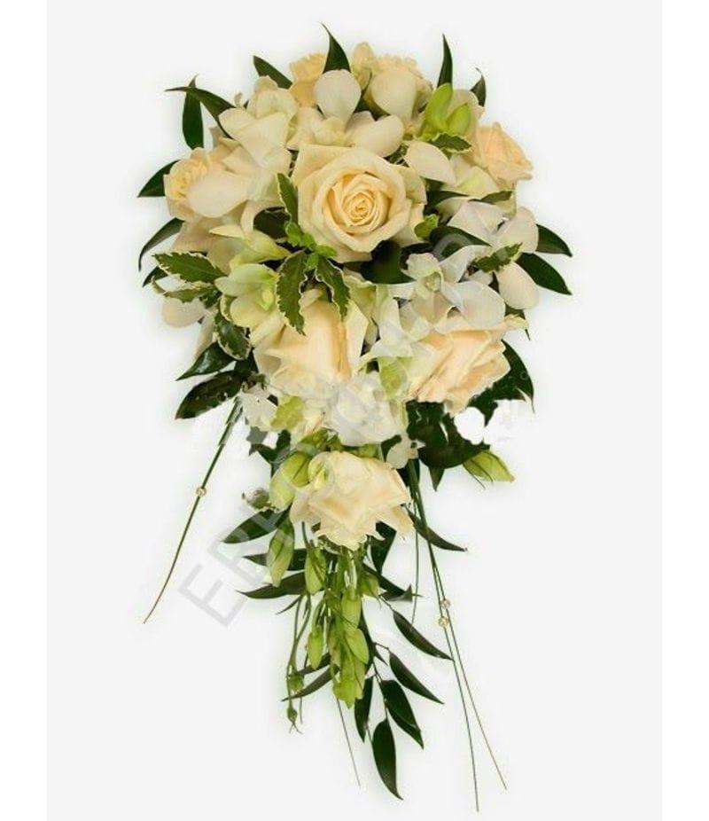 Свадебный букет №12