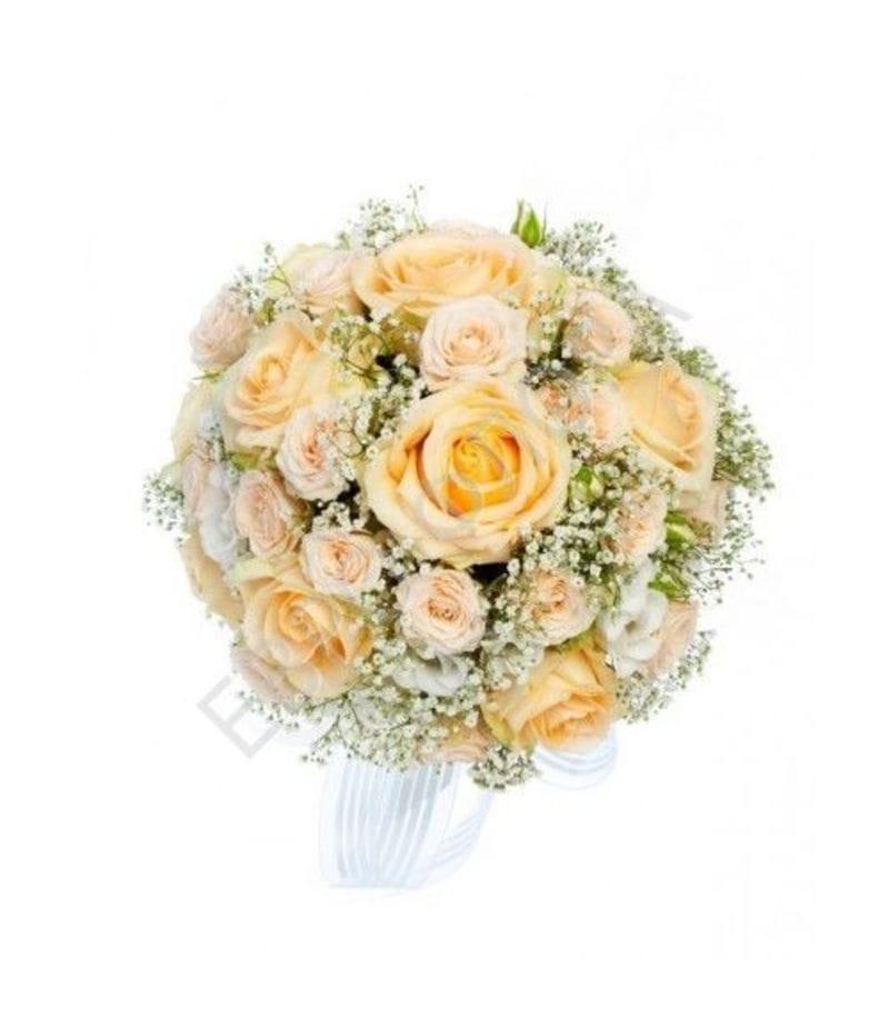 Свадебный букет №9